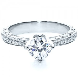 Diamond Engagment Ring