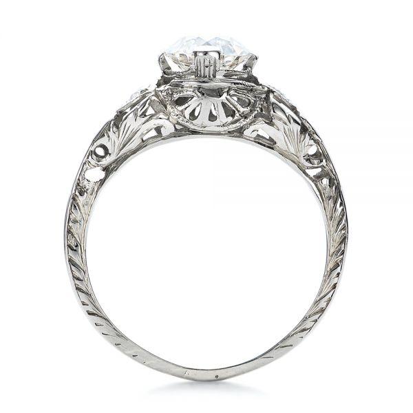 Estate Diamond Art Deco Engagement Ring 100905 Seattle