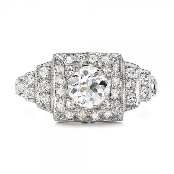 estate engagement ring 100899