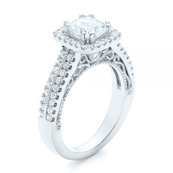 josephs jewelry halo engagement ring 102553 seattle bellevue 2267