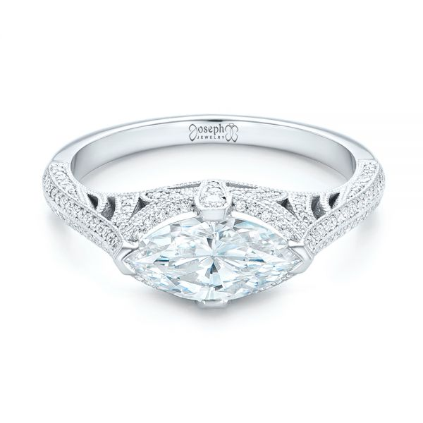 marquise engagement ring 102769