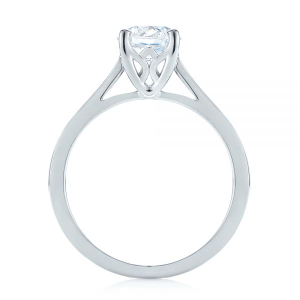 Solitaire Diamond Engagement Ring 104116 Seattle