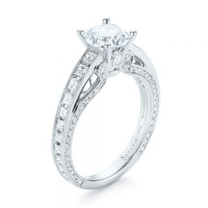 Women's Diamond Engagement Ring