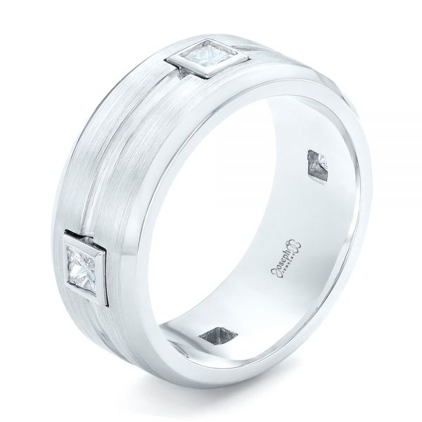 Diamond Wedding Band - Image