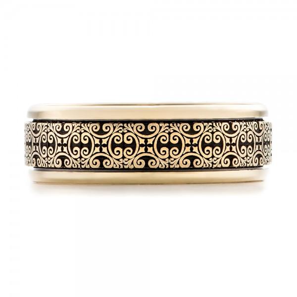 s engraved wedding band 101051