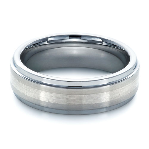 s tungsten and platinum ring 1334