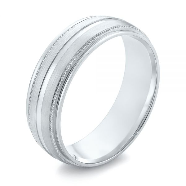 Men's Wedding Band - Image
