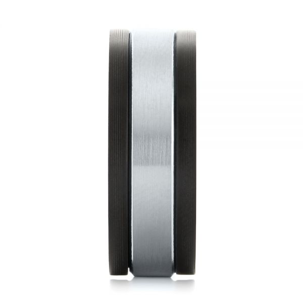 Men's Wedding Band - Side View -
