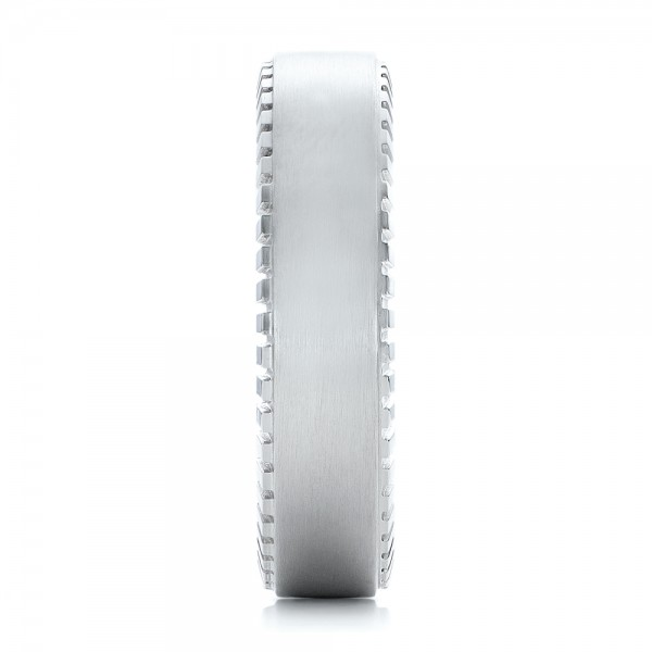 Men's Wedding Band - Side View