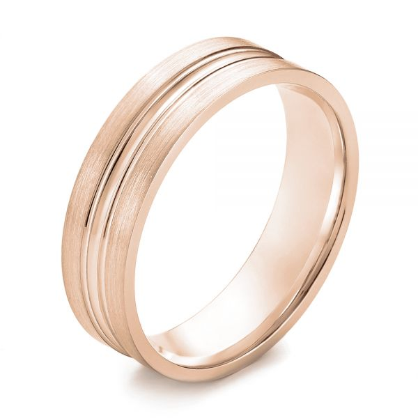 Men's Wedding Ring - Image