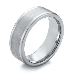 Tungsten Men's Wedding Band