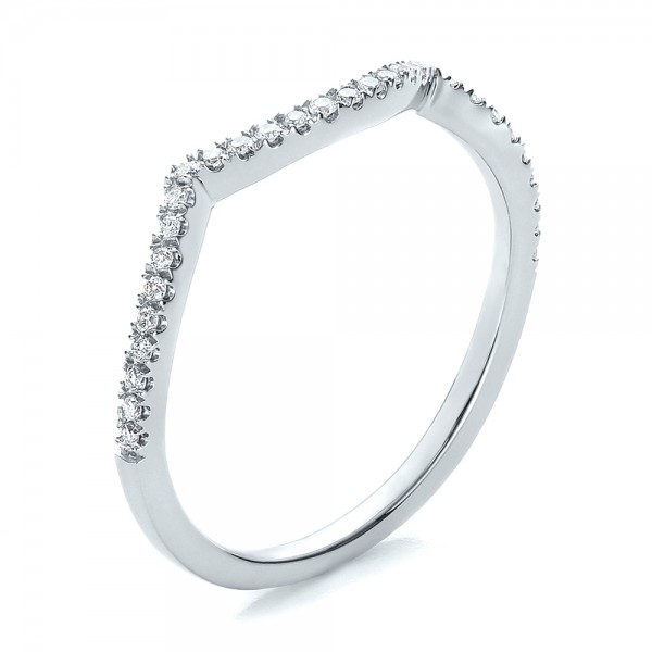 Contemporary Halo and Split Shank Diamond Engagement Ring
