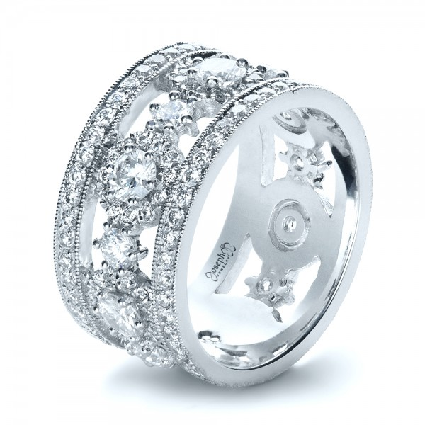 earth bands brilliant ring anniversary rings wedding diamond pic