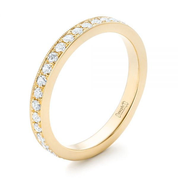 Diamond Eternity Wedding Band