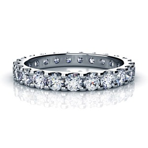 Diamond Women's Anniversary Band