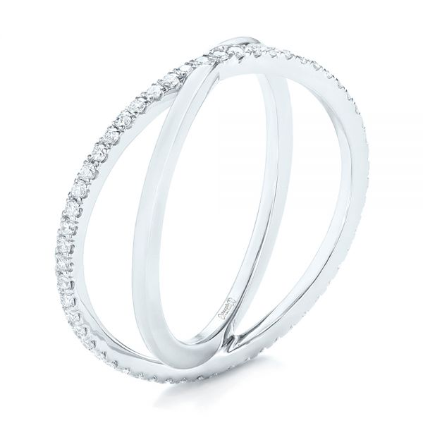 Orbit Eternity Diamond Band
