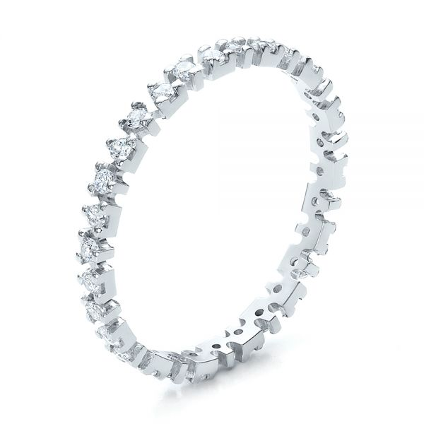 Women's Diamond Eternity Band - Image