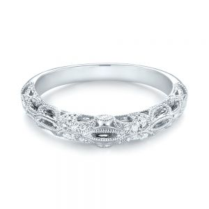 Women's Diamond Wedding Band