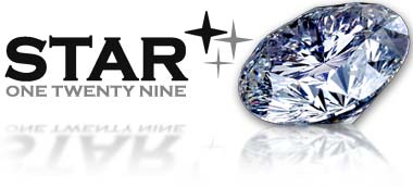 Star nted Star 129 cut was born. It took the combined efforts of Star 129's leading experts to develop this cut and ensure it lives up to the highest sta129 Diamonds have 129 facets in its patented cut.