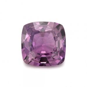 Purple Cushion Sapphire