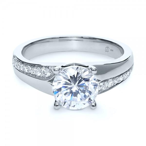 Personalized Wedding Rings Custom Diamond Engagement Ring Engagement Rings Joseph Jewelry
