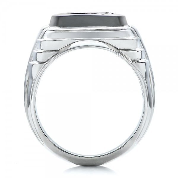 Custom Men S Signet Ring 101267 Bellevue Seattle Joseph