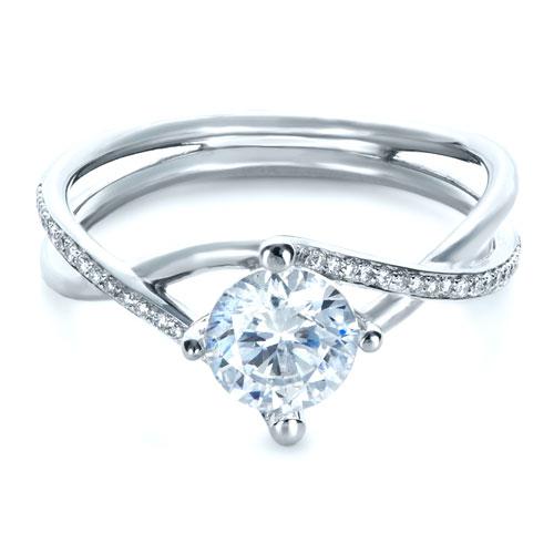 custom jewelry engagement rings bellevue seattle joseph