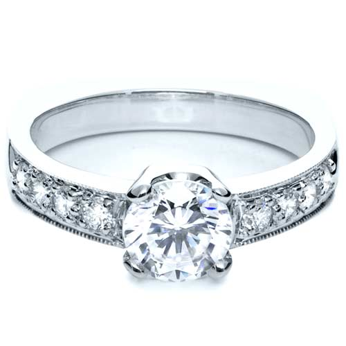 Diamond Engagement Ring 200 Bellevue Seattle Joseph Jewelry