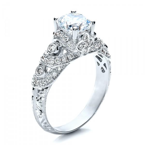 micropave engagement ring vanna k 1454 bellevue