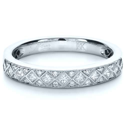 wedding band for women wedding bands for women with princess cut