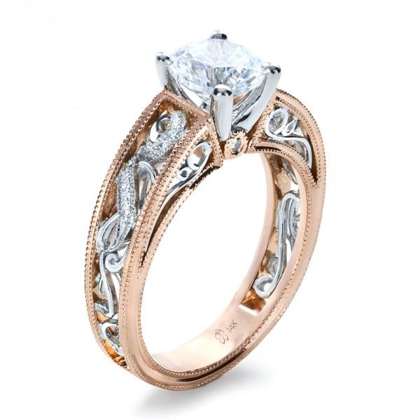 Rose Gold Ring Rose Gold Ring Prices