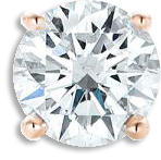 /stud-earrings/images/4-Prong-White-Round-Diamond-Studs-R-Single.png Carat Diamond