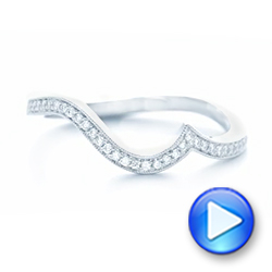 Diamond Wedding Band - Interactive Video - 102232 - Thumbnail